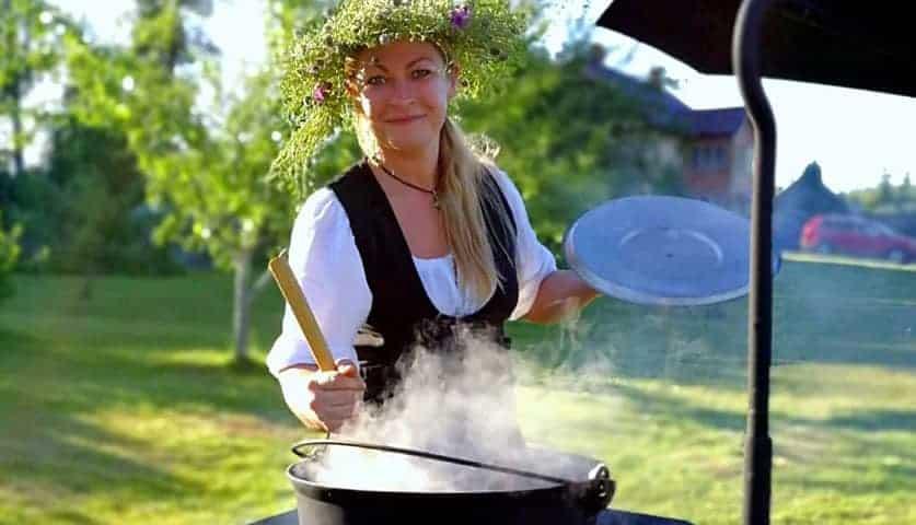 Grūdenis, Ķūķis, Zīdenis – Gatavosim tradicionālu senlatviešu ziemas ēdienu!